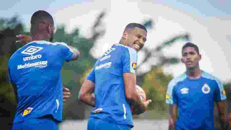 Zagueiro Murilo, do Cruzeiro - Vinnicius Silva/Cruzeiro