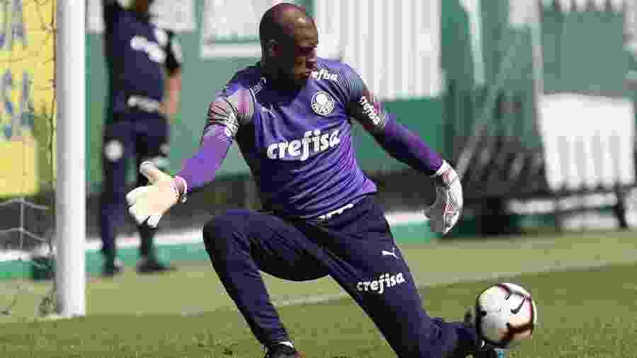 Jailson tem recebido poucas chances no Palmeiras - Cesar Greco/Ag. Palmeiras/Divulgação