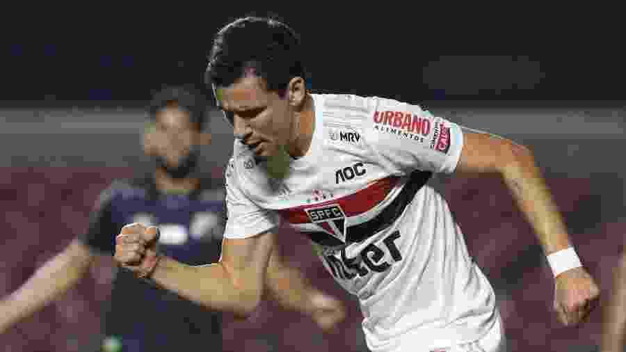 Pablo do São Paulo - Rubens Chiri/São Paulo