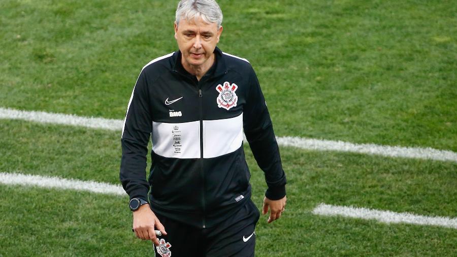 Tiago Nunes, técnico do Corinthians em 2020 - Marcello Zambrana/AGIF
