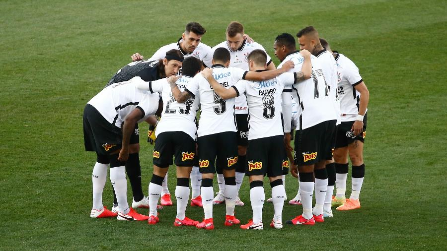 Corinthians estreia no Campeonato Paulista de 2021 no domingo (28) diante do Red Bull Bragantino - Marcello Zambrana/AGIF