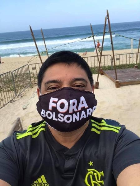 Wagner Vieira Dantas, subprocurador geral do STJD do vôlei - Reprodução/Facebook