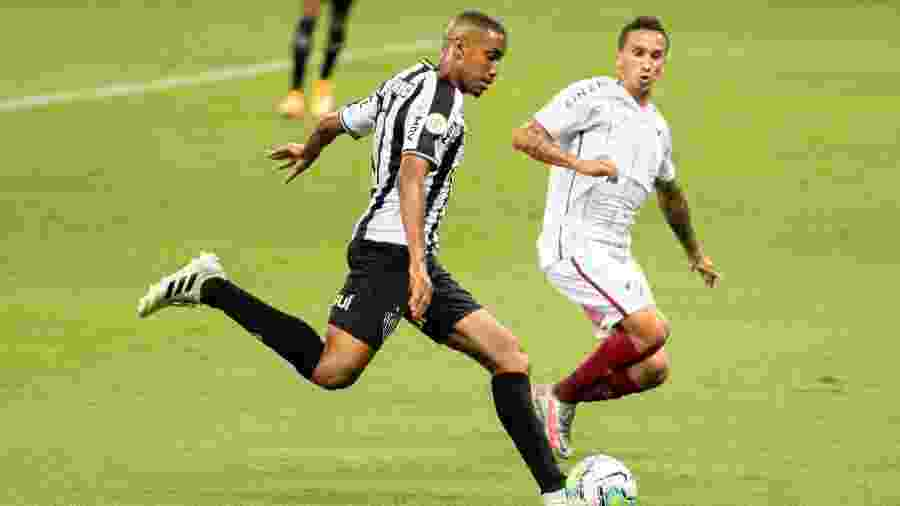Atlético-MG e Fluminense ficaram no empate no Mineirão - Alessandra Torres/AGIF
