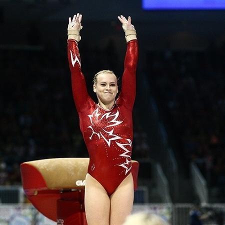 Ellie Black, ginasta canadense - Gymnastics Canada/divulgação