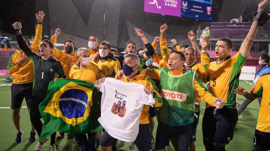 Brasil deixa as Paralimpíadas 2020 com 72 medalhas conquistadas - OIS/Joel Marklund
