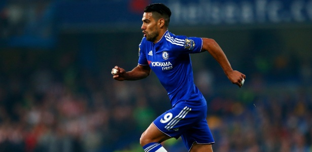 Falcao García, que vem de péssima temporada no Chelsea, seria um dos alvos