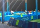 Após críticas em teste, Rio-2016 terá de rever iluminação do tênis de mesa - Guilherme Costa / UOL