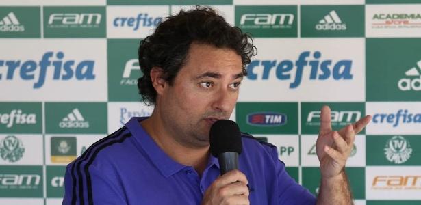 Alexandre Mattos, em segunda temporada no Palmeiras, já contratou 33 jogadores