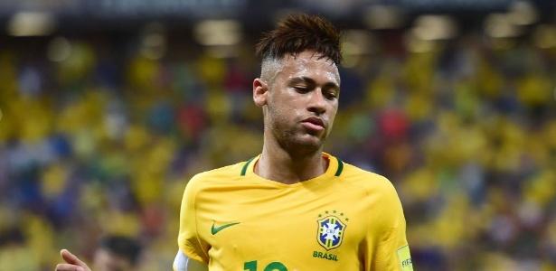 Gilmar Rinaldi lamentou ausência de Neymar na Copa América Centenario