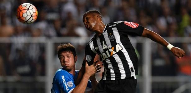 Titular da zaga do Atlético-MG, Erazo foi convocado para defender o Equador