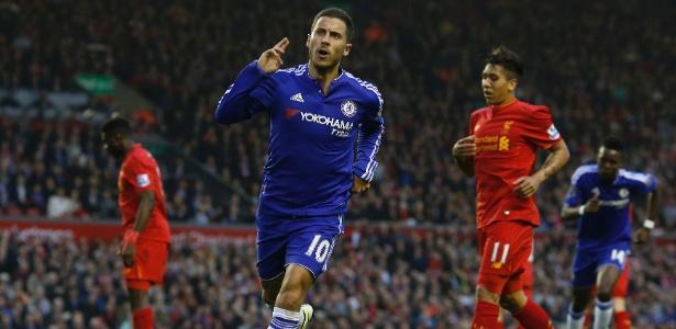 Hazard deseja permanecer no Chelsea para a próxima temporada