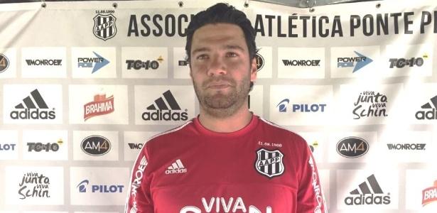 Felipe Moreira não é mais técnico da Ponte Preta