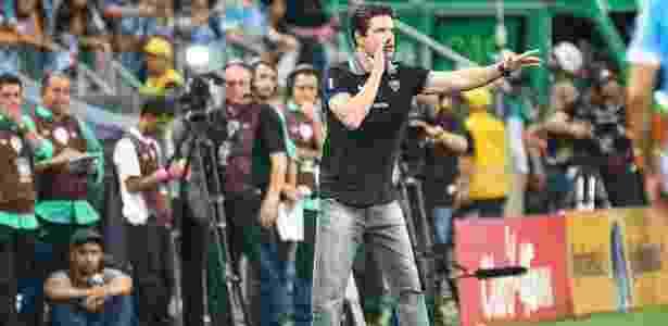 Diogo Giacomini vai ser auxiliar de Roger e primeira missão em 2017 vai ser comandar o time na Florida Cup - Bruno Cantini/Clube Atlético Mineiro