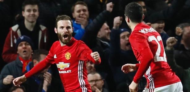 Mata tem contrato com o United até o meio de 2018
