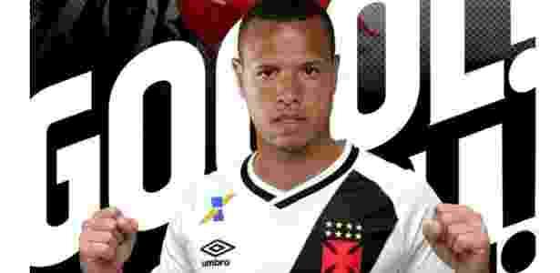889af3f395 O Vasco anunciou a contratação do atacante Luís Fabiano na sexta-feira (17)  Imagem  Reprodução
