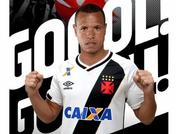 O Vasco anunciou a contratação do atacante Luís Fabiano na sexta-feira (17)