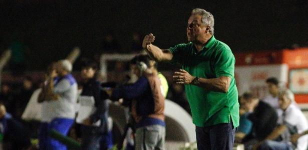 Abel Braga comanda o Fluminense contra o Sinop. Vitória e vaga na Copa do Brasil