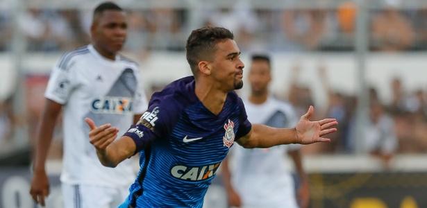 Léo Santos é visto como promessa no Corinthians, mas perdeu espaço no elenco - Marcello Zambrana/AGIF