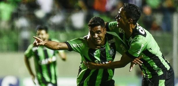 América-MG ficou bem perto do acesso à Série A do Brasileirão