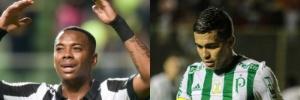 André Yanckous/AGIF e Tiago Caldas/FotoArena/Estadão Conteúdo