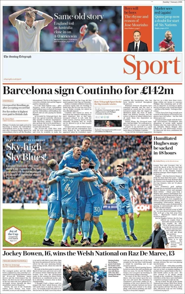 The Telegraph (7/1)