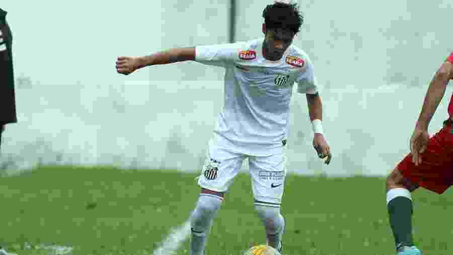 Pedro Ernesto Guerra Azevedo/Divulgação Santos FC