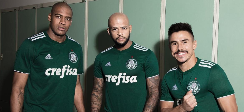 721b7ffa32360 Última camisa da Adidas para o Palmeiras sai em agosto e promete ...