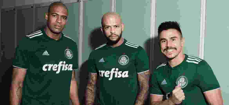 Última camisa da Adidas para o Palmeiras sai em agosto e promete