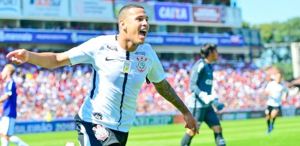Sidcley já marcou dois gols com a camisa do Corinthians em 13 partidas disputadas
