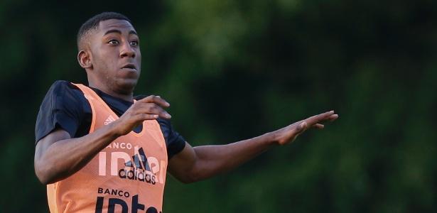 Atacante uruguaio causou irritação no clube no último fim de semana - Marcello Zambrana/AGIF