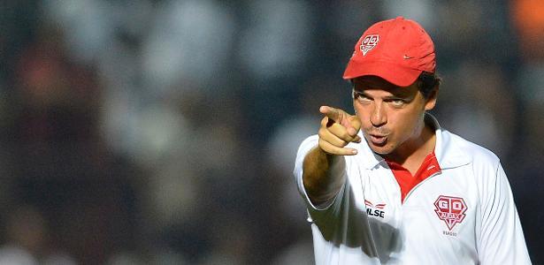 Fernando Diniz é o escolhido para dirigir o Fluminense na temporada de 2019 - Mauro Horita/AGIF