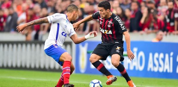 Suspenso, Gregore não participará da despedida do Bahia na temporada