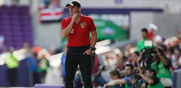 Técnico do Tricolor soma duas derrotas neste início de temporada