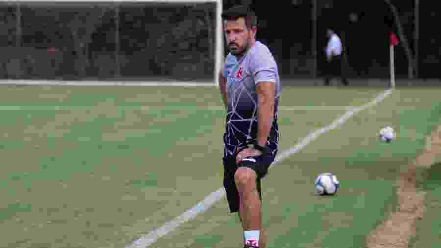 Ex-jogador e ídolo do clube, auxiliar Ramon Menezes é efetivado e se torna o novo técnico do Vasco - Carlos Gregório Júnior/Vasco