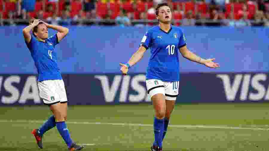 Hoje a Uefa suspendeu as partidas classificatórias para a Eurocopa feminina 2021 - REUTERS/Phil Noble