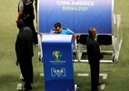 Dúvidas na final confirmam VAR em xeque após Copa América polêmica - REUTERS/Luisa Gonzalez