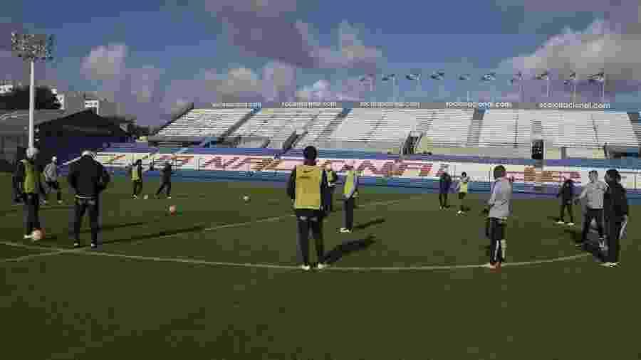 Última visita do Corinthians ao Grande Parque Central terminou em empate sem gols com o Nacional (URU), em 2016 - Daniel Augusto Jr/Ag. Corinthians
