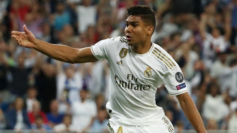Casemiro conquistou seu título espanhol com o Real Madrid - REUTERS/Jon Nazca
