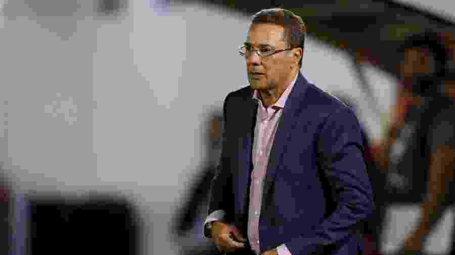 Vanderlei Luxemburgo comanda o Palmeiras contra o Tigre na Argentina - Agustin Marcarian/Reuters