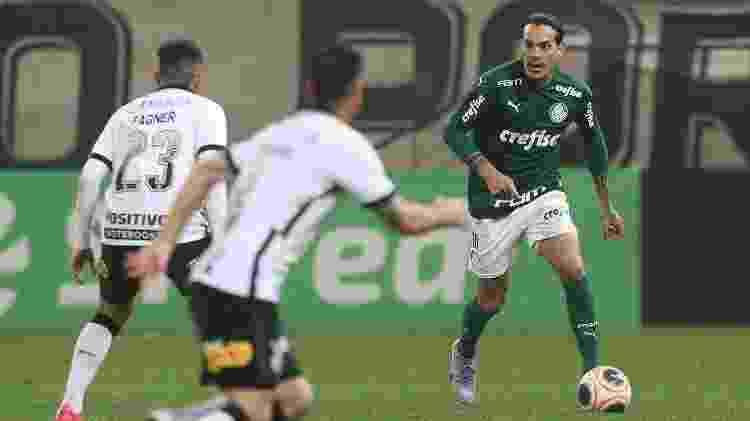 Gustavo Gómez, zagueiro do Palmeiras - Cesar Greco/Ag. Palmeiras - Cesar Greco/Ag. Palmeiras
