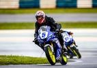 Contratado pela Disney, Lugano divide nova fase com corridas de moto - LZ Photos/Divulgação