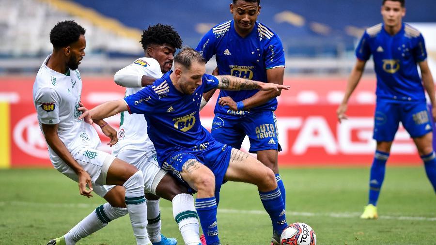 Na ida, Cruzeiro levou a virada e agora precisa vencer por dois gols de diferença para ir à final - Mineirão/Divulgação