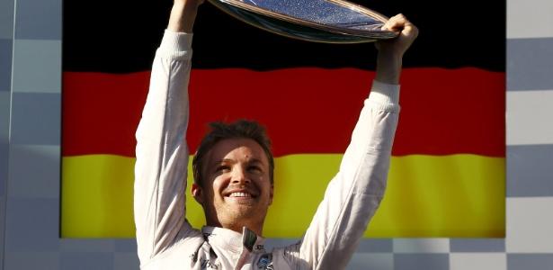 GP de abertura da temporada foi vencido por Nico Rosberg - Jason Reed/Reuters