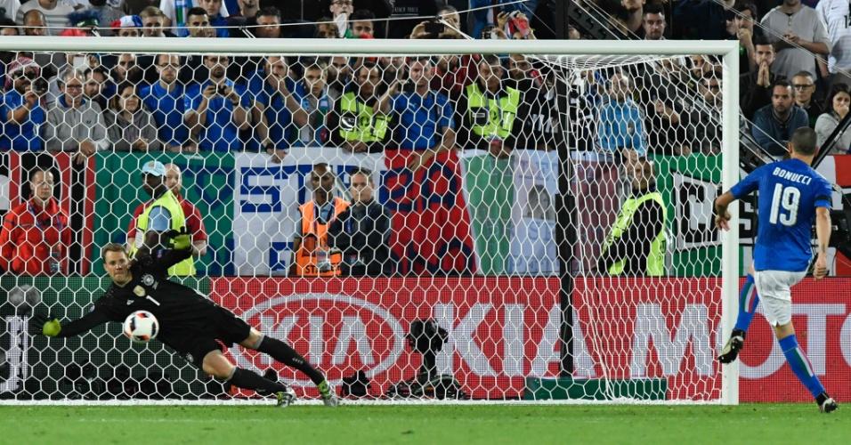 Neuer foi fundamental na decisão por pênaltis