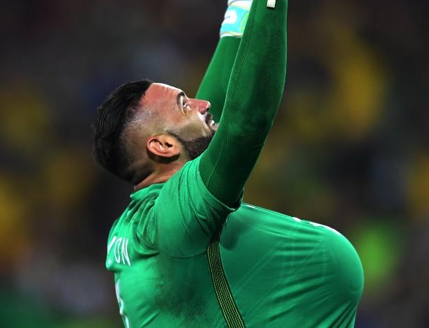 Weverton chega aos 300 jogos em 5 temporadas pelo Atlético: decisivo no Ouro Olímpico