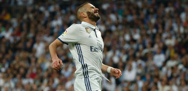 Benzema está cansado das acusações de Valbuena