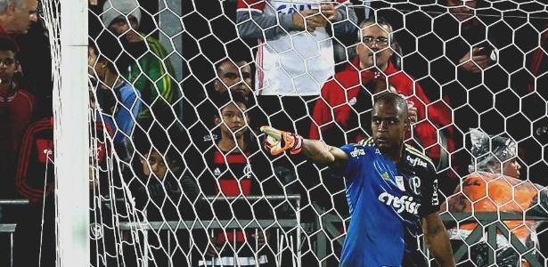 Jailson se destacou no empate por 2 a 2 - Agência Palmeiras