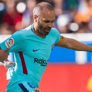 TORRES E INIESTA - 33 anos - Divulgação/Atlético de Madri, Juan Manuel Arce/Getty Images