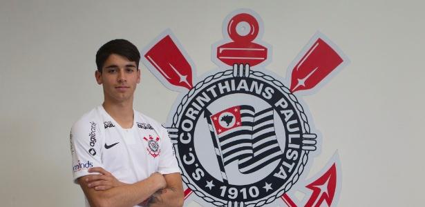 Meia central, chileno Ángelo Araos pode atuar também como segundo volante do time - Daniel Augusto Jr. / Ag. Corinthians