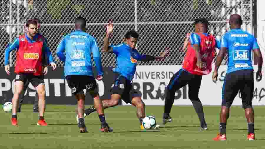 Zagueiro assume titularidade na primeira semana de Corinthians e deve enfrentar CSA - Daniel Augusto Jr/Ag. Corinthians